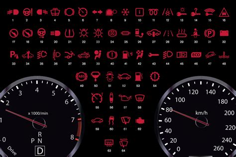 The Nissan Navara Dashboard Lights Guide