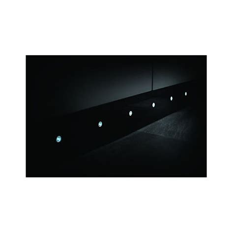 Wickes Accent White LED Plinth Light Kit Polished