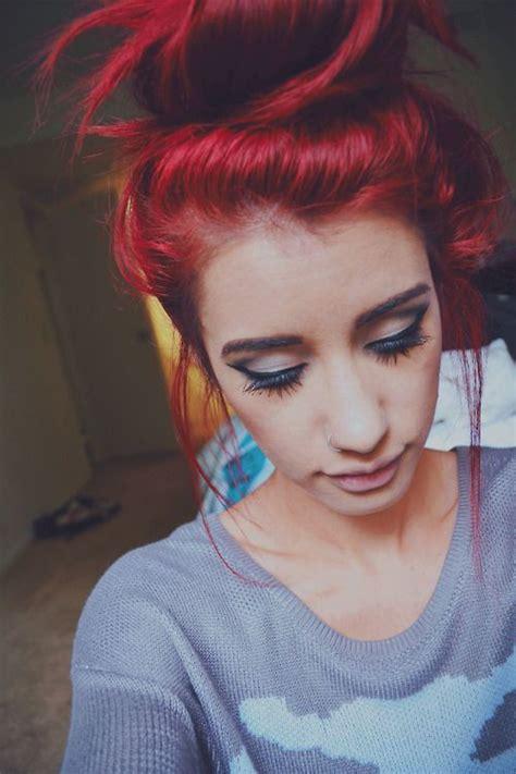 Best 25 Vibrant Red Hair Ideas On Pinterest Red Hair