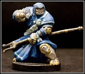 Warforged Wizard by DDM Mini, via Flickr | Dungeons ...