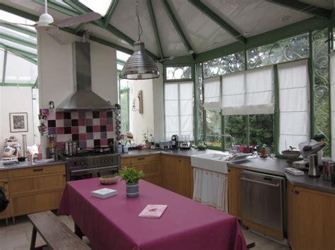 cuisine avec veranda cuisine dans veranda great une cuisine dans la vranda