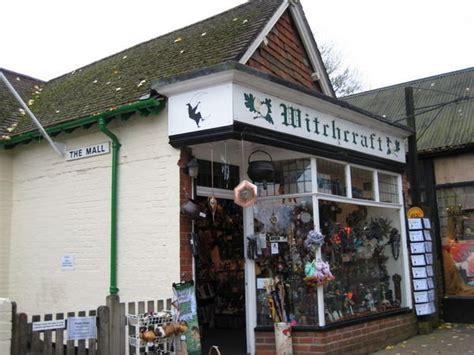 witchcraft shop photo