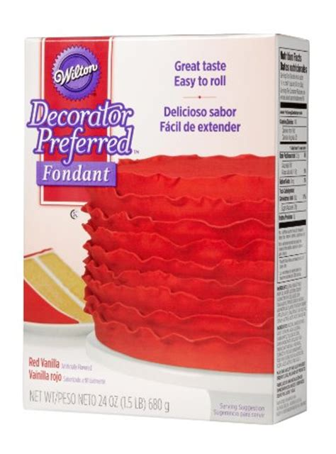 wilton decorator preferred fondant gluten free wilton 710 2304 decorator preferred fondant 24 ounce