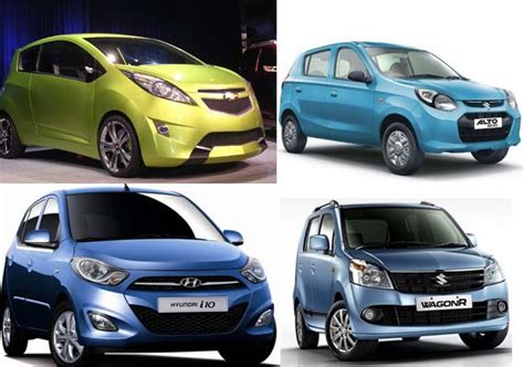 For-money Small Cars In India