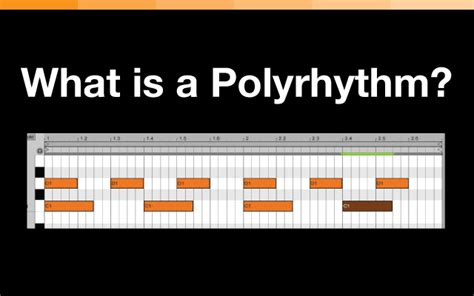 foundations tutorial   polyrhythms put