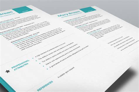 executive resume template flat 50 use coupon resume50