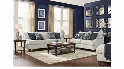 Living Beige Furniture Pc Sets Rooms Azura