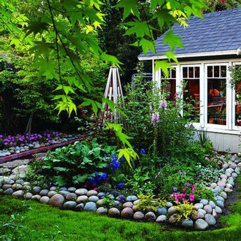 Garden Design Embodies The Stone Forever  Fresh Design Pedia