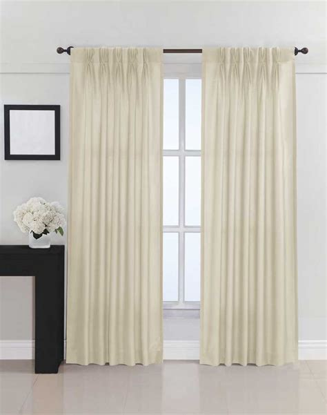 1000 ideas about pinch pleat curtains on