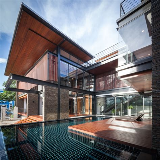 Bridge House / Junsekino Architect And Design ArchDaily
