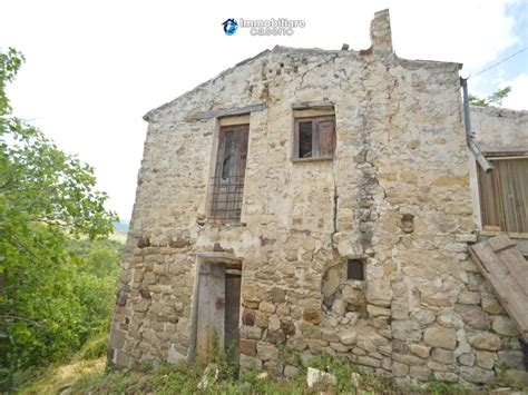 Cottage Italia by Cottage Rustic House With Land For Sale In Gissi