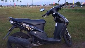 Yamaha Mio Sporty 115cc Scooter Review - Philippines