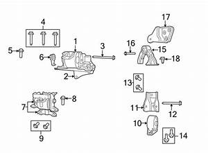 Jeep Patriot Mount  Engine  Support