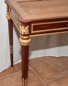 Table D Appoint Doré : table d 39 appoint en acajou et bronze dor poque napol on iii xixe si cle ~ Teatrodelosmanantiales.com Idées de Décoration