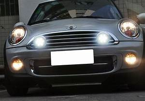 Mini Cooper Oem Led Rally Driving Daytime Running Light