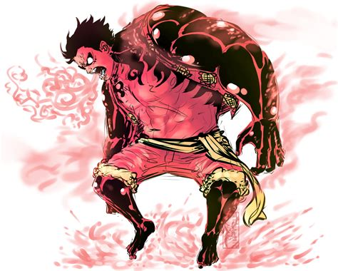 wallpaper luffy gear  wallpaper ikan