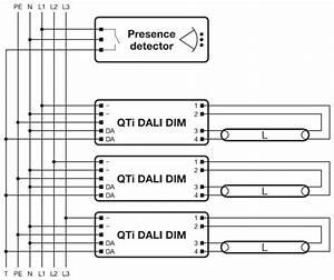 Quicktronic Intelligent Dali Dim T8