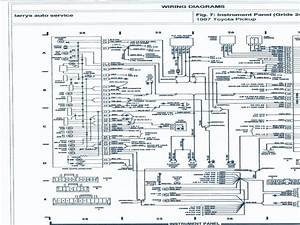1989 Toyota Wiring Harness Diagram