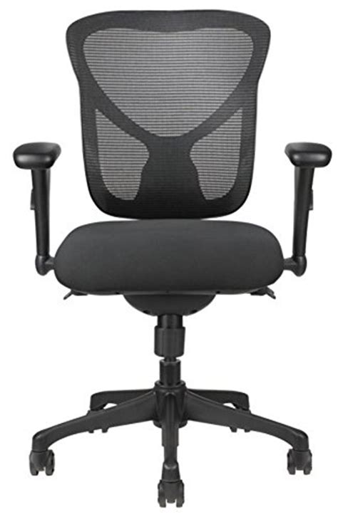 Workpro Commercial Mesh Back Executive Chair Black by Best Price Workpro Commercial Office Task Chair Black
