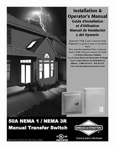 50a Nema 3r Manuals