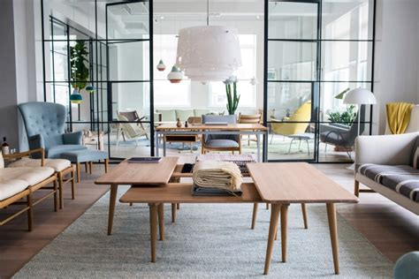 carl hansen son showroom  york