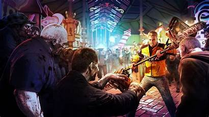 Rising Dead Wallpapers Zombies Fight Games