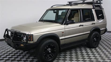 Land Rover Image by 2003 Land Rover Discovery