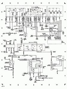 1989 Mustang Dash Wiring Diagram