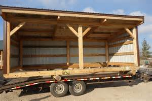 loafing shed plans woodworking lumber
