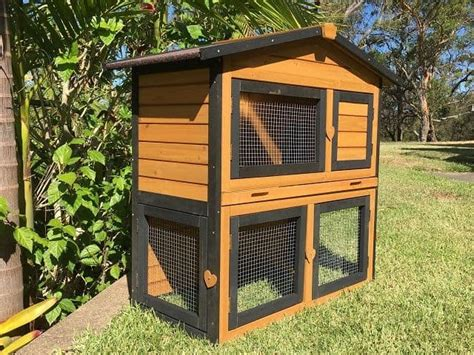 rabbit hutches for sale somerzby rabbit hutch banks cages for sale