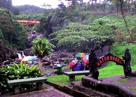 takjub indonesia daerah wisata baturaden