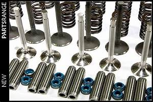 Rover V8 Engine Head Rebuild Kit Valves Guides Springs