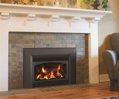 Insert For Fireplace - gas fireplaces archgard gas fireplace insert 34