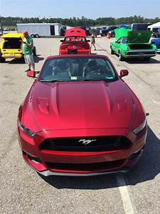 2015 Ruby Red Mustang GT Convertible | Red mustang