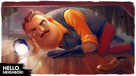 hello neighbor build available now stackup org