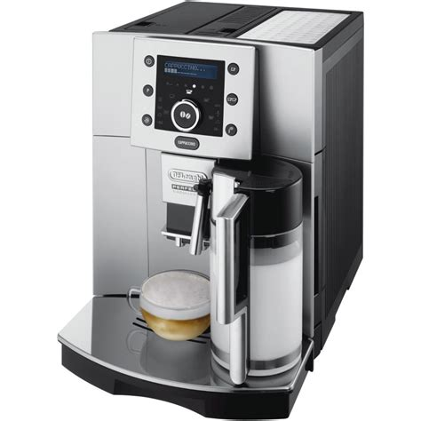delonghi automatic cappuccino delonghi perfecta esam 5500 s automatic espresso cappuccino machine genuine new ebay