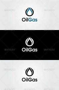 Oil Gas Logo Template   graphicriver   Logos, Oil company ...