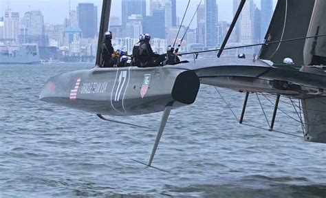 Ac62 Boat by America S Cup News Ac72 Hydrofoiling Yachting World