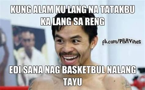Pacquiao Meme - grieving fans cheer selves up with memes ridiculing mayweather s fun run warm hugs spin ph