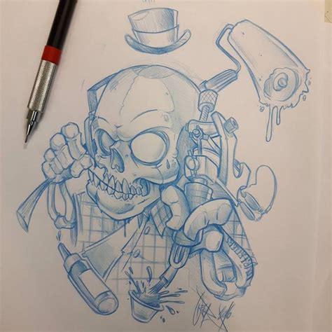 ideas  graffiti characters  pinterest