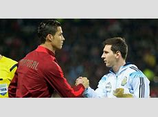 CARTOON Ronaldo v Messi again Vivaro News