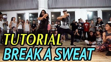 Break A Sweat Becky G Dance Tutorial Mattsteffanina