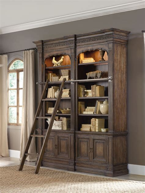 furniture library ladder kit    easier  retrieve  organize books grillpointnycom