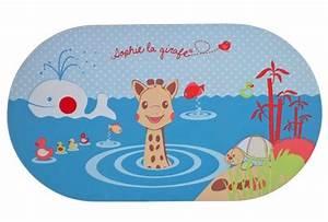 Tapis D Eau Bébé : tapis d 39 eau sophie la girafe ~ Teatrodelosmanantiales.com Idées de Décoration