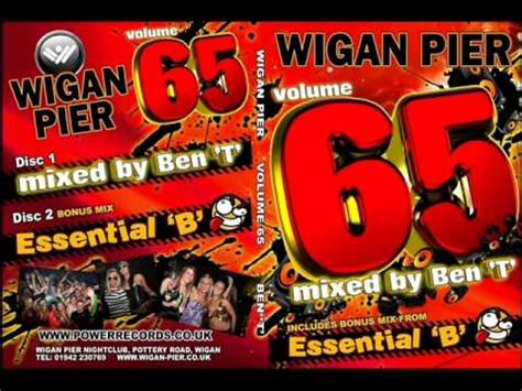 Wigan Pier Volume 65  Bonus Disc  Essential Bounce Youtube