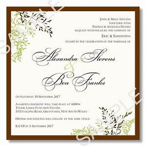 Wedding invitation template free stopboris Image collections