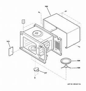 Ge Peb2060dm2bb Countertop Microwave Parts