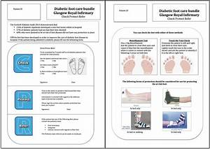 U2018cpr For Feet U2019 Care Bundle To Improve Foot Assessment In Inpatient Diabetes