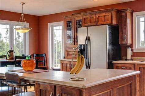 ideas for painting kitchen walls painting rich brown painting colors for kitchen walls