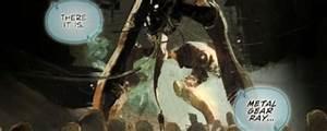 Metal Gear Solid 2: Bande Dessinee - Cast Images   Behind ...
